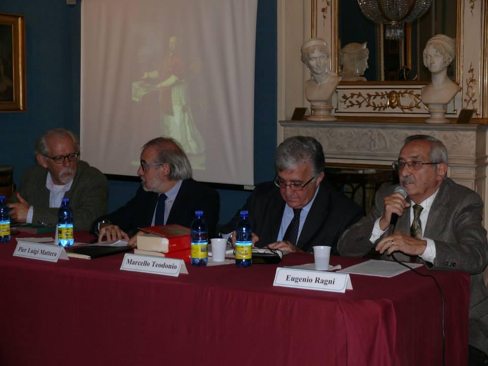 14 novembre 2013 - Convegno presso il Museo Napoleonico