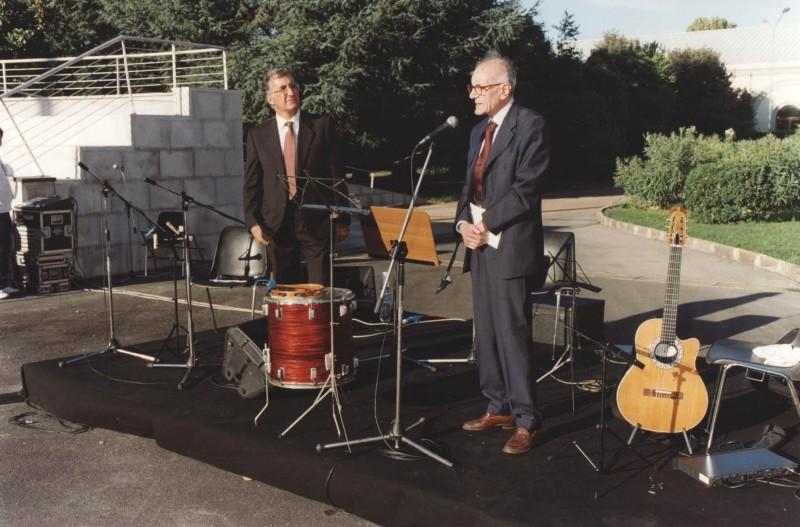 7-09-2001 M.Teodonio e M. Mazzocchi Alemanni